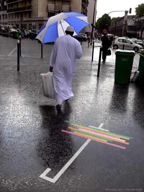parapluie vitostreet