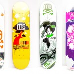 Skate boards (part I)