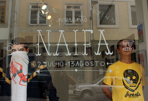 Ibie & Edjinn in Porto | ekosystem blog