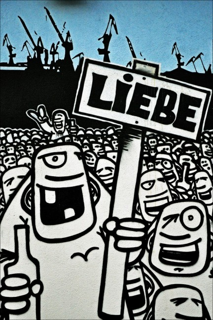 REBELZER  [Liebe] _ Foto URBAN ARTefakte