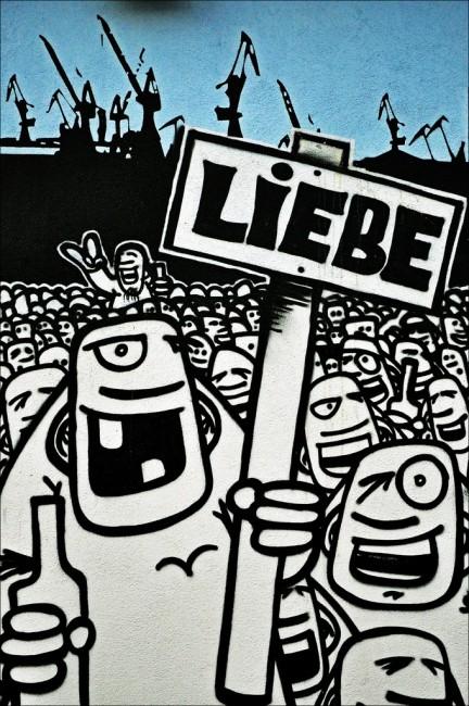 REBELZER  [Liebe] _ Foto URBAN ARTefakte