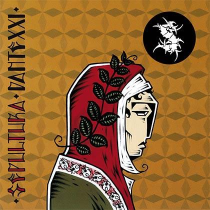 Calma - Sepultura record cover