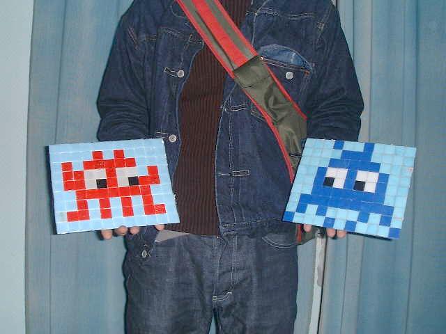 Space Invader 2000