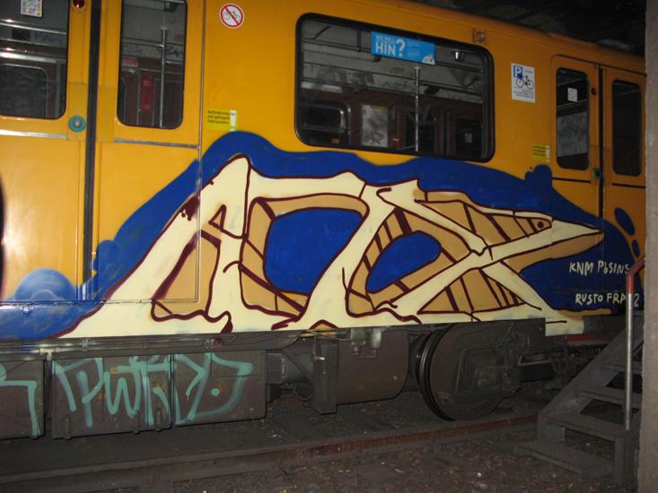 Berlin Metro by Aix